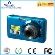 """Winait 15mp zoom óptico de la cámara digital con 2.7 """"TFT pantalla de la cámara digital envío gratis"""