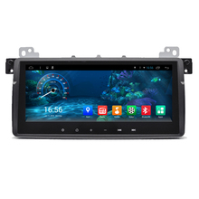 8.8″ Android 4.4 1280X480 Quad Core Car Radio DVD GPS Navigation Central Multimedia for BMW 3 Series E46 M3 Rover 75 MG ZT