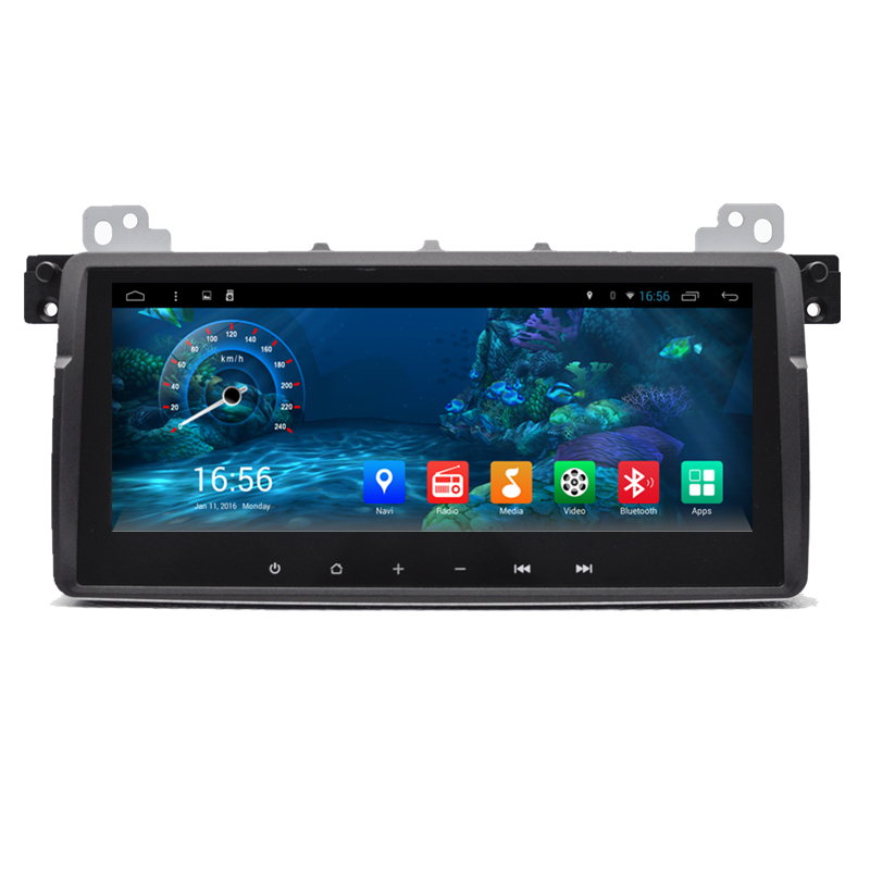 "8.8"" Android Car Radio DVD GPS Navigation Central"
