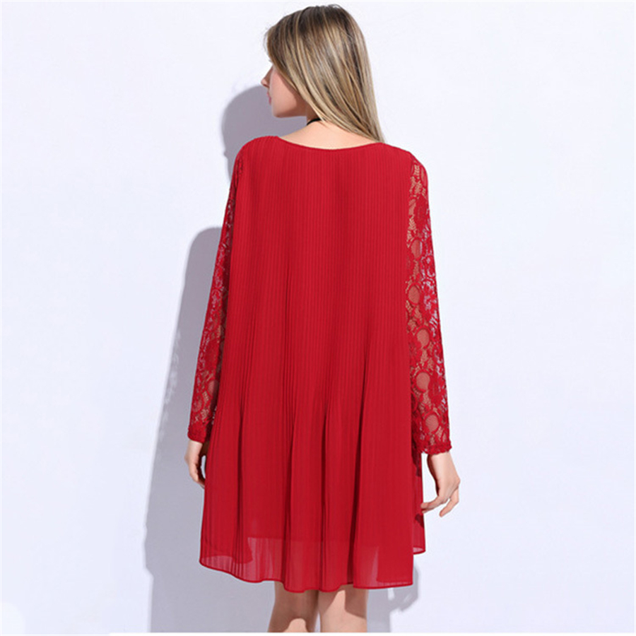 Women dresses autumn spring clothing lace dress red black sexy new women dresses autumn spring clothing lace dress red black sexy new pregnancy dresses maternity clothing fashion design 70r0034 in dresses from mother kids ombrellifo Images