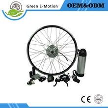 48 В 250 Вт Ebike Комплекты мотоцикл Электрический Велосипед Набор Преобразования С LED ЖК-Дисплей Опционально