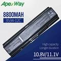 8800 mAh batterie d'ordinateur portable pour TOSHIBA Satellite PA3534U 1BRS A305D A350 A350D A355 A355D A500 A500D A505 A505D L200 L300 L300D L305|battery for toshiba|laptop battery for toshibalaptop battery -