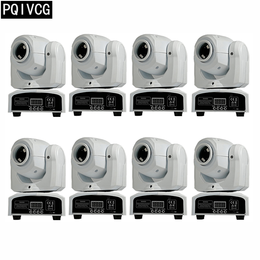 8pcs/30w gobo moving head light pattern light White shell moving head light  dmx profession disco lights 8pcs/30w gobo moving head light pattern light White shell moving head light  dmx profession disco lights
