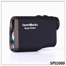 Laserworks SPI1000, лазерный дальномер. Диапазон измерений: 5-1000 м.