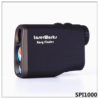 1000 M Handheld Laser Range Finder Monocular Telescope Binoculars Rangefinder Engineering Function Tested Speed Measurement 002