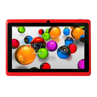Low Price Yuntab 7 Inch Q88 Allwinner A33 Quad Core 512MB 4GB Android 4 4 Tablet