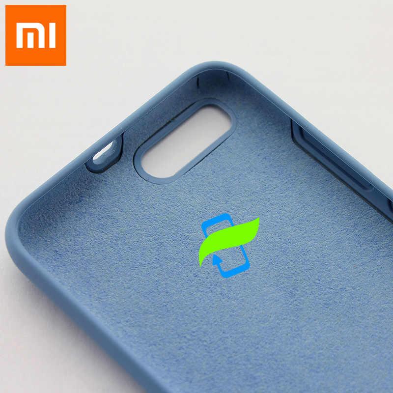 Чехол для Xiaomi Mi6, мягкий жидкий силиконовый защитный чехол из ТПУ Для XIAOMI Mi8 Lite Pro Note7 Mi9 Poco F1 A2, силиконовая задняя крышка