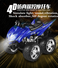 Hot sell A6 4D Gravity induction RC Remote Control Motorcycle Electronic Toy Cars Rechargeable Drift Dumpers