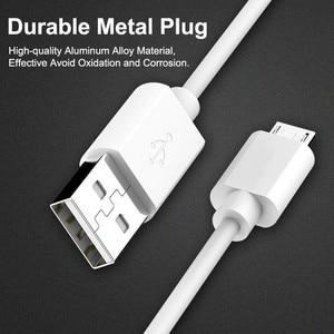 Image 2 - Mikro USB kablosu 2A hızlı şarj USB C tipi veri kablosu iphone Samsung Xiaomi Tablet Android USB şarj kablosu şarj aleti kablosu