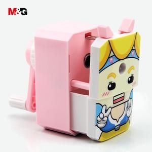 Image 4 - M & G qualité kawaii bande dessinée modèle mécanique taille crayon pour fournitures scolaires mignon taille crayon bureau papeterie cadeau pour les filles