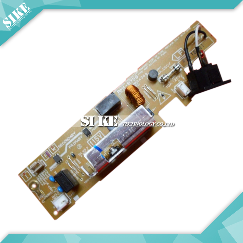 LaserJet  Engine Control Power Board For HP M276 M276N M276NW M251 M251NW 276 251 Voltage Power Supply Board RM1-8709 RM1-8710 kls s320bci m high voltage board