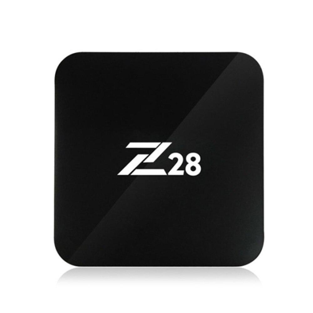 Z28 Android 7.1 TV Box RK3328 Quad Core 64Bit 2G+16G / 1G+8G H.265 UHD 4K VP9 HDR 3D Mini PC WiFi EU/US Plug smart media player