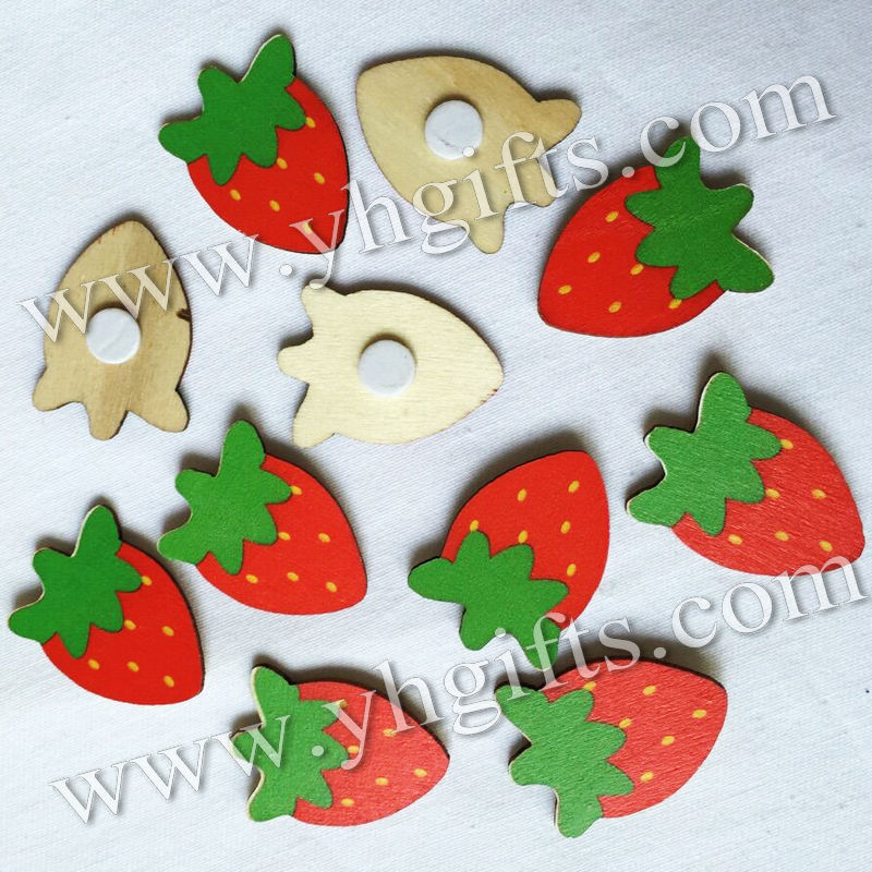 500PCS/LOT,Strawberry stickers,2.3x3.3cm.Kids toys,scrapbooking kit,Early educational DIY.Kindergarten crafts.Classic toys.