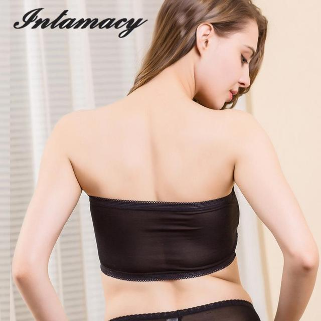 The New Summer 100% real Silk Bra  Chest Wrapped A Breathable Anti Chip 100% Silk Underwear