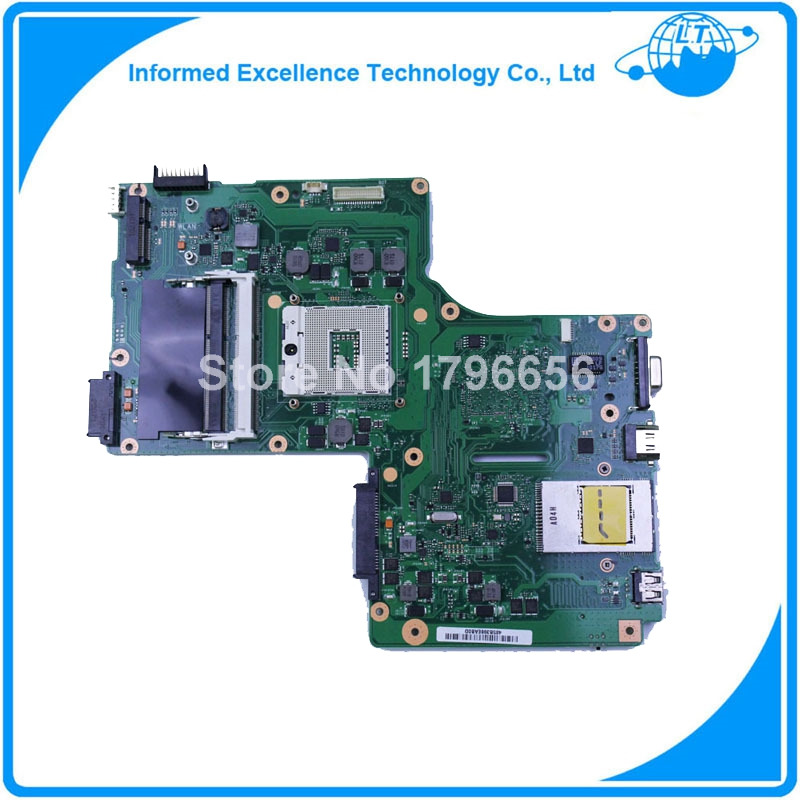 Free shipping for asus U50F laptop motherboard for intel cpu with integrated graphics card 100% tested 45 days warranty for hp dv7 580974 001 laptop motherboard for intel cpu with 8 video chips non integrated graphics card
