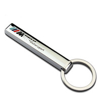 High Quality Key Ring key Logo For BMW 1 3 5 6 7 X M3 M5 F10 F20 F30 X1 X3 X6 116I Key Chains