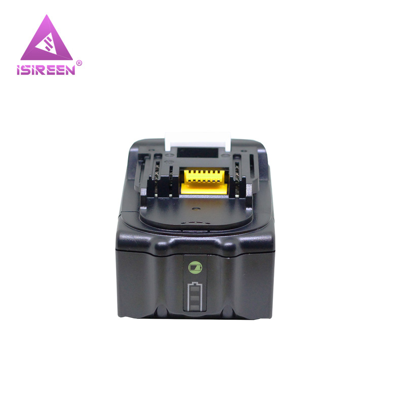 Li-ion 6000mAh BL1860 Replacement for Makita 18V BL1840 BL1850 BL1830 BL1815 Power Tool Rechargeable Battery 194230-4 LXT400Li-ion 6000mAh BL1860 Replacement for Makita 18V BL1840 BL1850 BL1830 BL1815 Power Tool Rechargeable Battery 194230-4 LXT400
