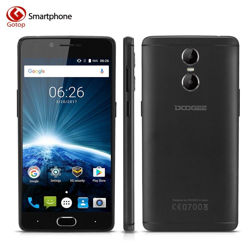 bilder für Doogee schießen 1 smartphone android 6.0 mtk6737t quad-core-handy 2 GB RAM 16 GB ROM Dual zurück kamera 4G Handy Entsperrt