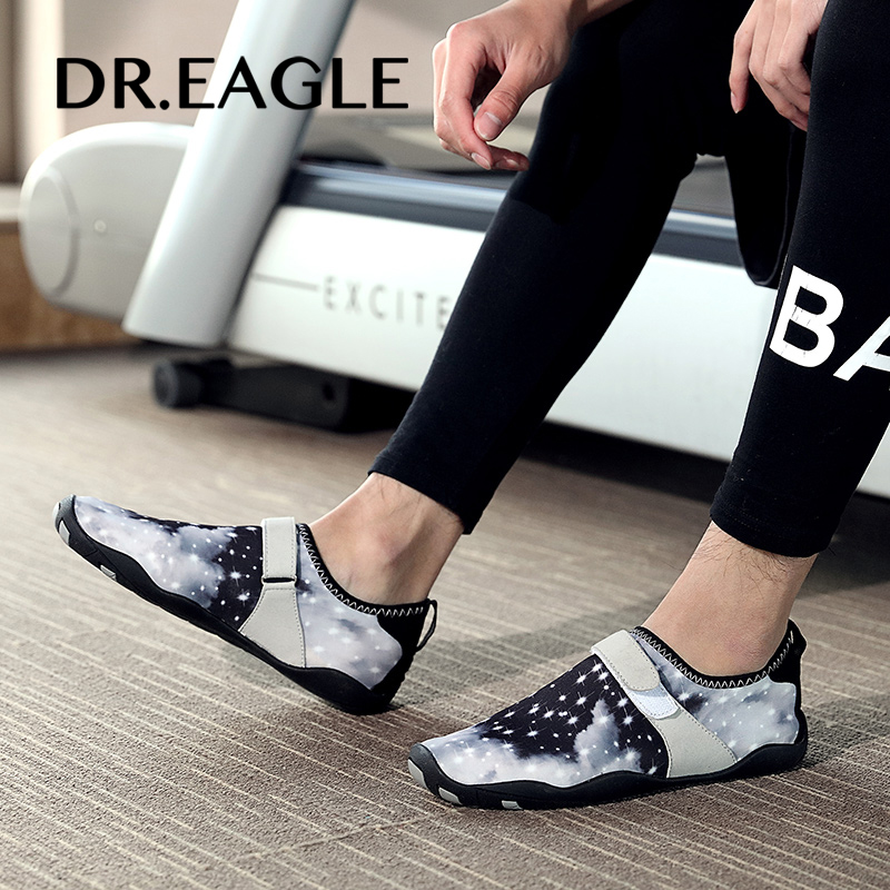 512f520a54b8 Dr.eagle Men unisex swimming shoes beach and water shoes women aqua socks  slippers yoga sport sneakers plus size 36 45-in Upstream Shoes from Sports  ...