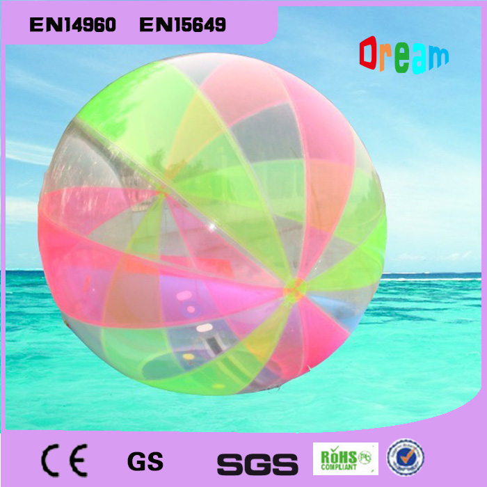 Free Shipping 2m Water Walking Ball Water Zorb Ball Giant Inflatable Ball Zorb Balloon Inflatable Human Hamster Ball