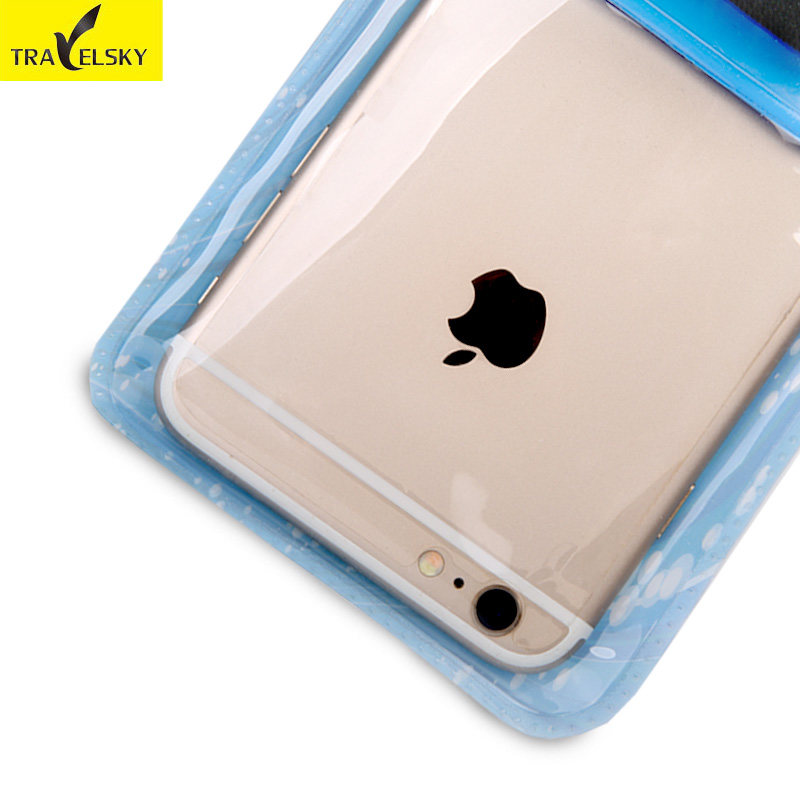 TRAVELSKY Iphone 6s / 6Plus SamsungS5 / S6 OPPO R7 / R9 үшін - Спорттық сөмкелер - фото 2