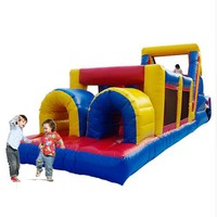 Customized Inflatable Obstacle Course Inflatable Playground Inflatable slide for children