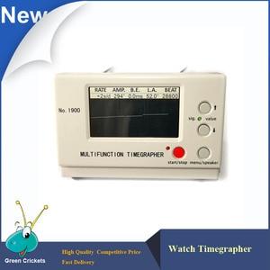 Image 1 - Timegrapher No.1900 de alta calidad, probador de sincronización de reloj de máquina multifunción para reparadores de relojes de máquina y fabricantes de relojes