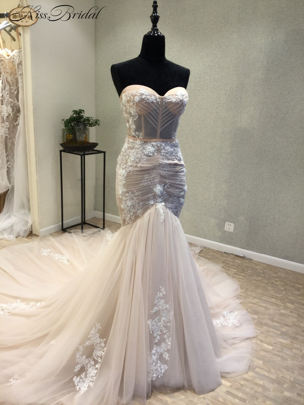 Sexy new mermaid wedding dresses 2018 sweetheart off Wedding dress themes 2018