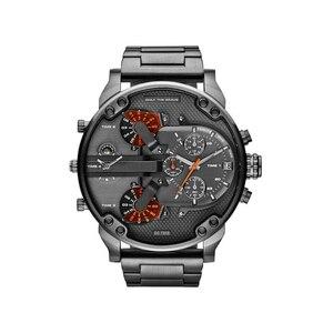 Brand Big Dial Watches Men Luxury Busine