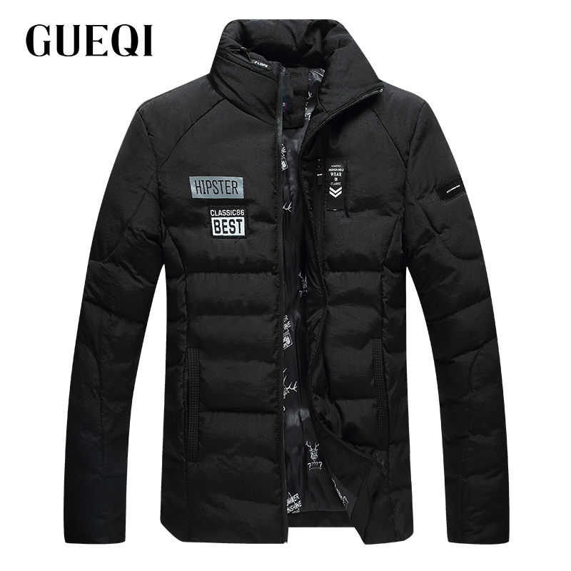 Подробнее о GUEQI 2017 Men Winter Jacket Brand Clothing Warm Fashion Casual Solid Men's Popular Parkas For Male Jackets Outwear Coats 6867 gueqi 2017 men winter jacket brand clothing warm fashion casual solid men s popular parkas for male jackets outwear coats 6867