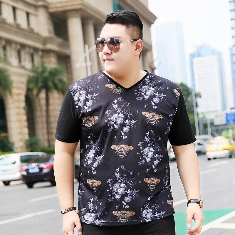 2019 Plus Taille 8xl Coton 9xl Imprimer Qualité shirt Votre T Nouveau Hommes Courtes De 7xl 6xl La Loisirs Noir Respirant Manches Grand 0OfwxnZPZT