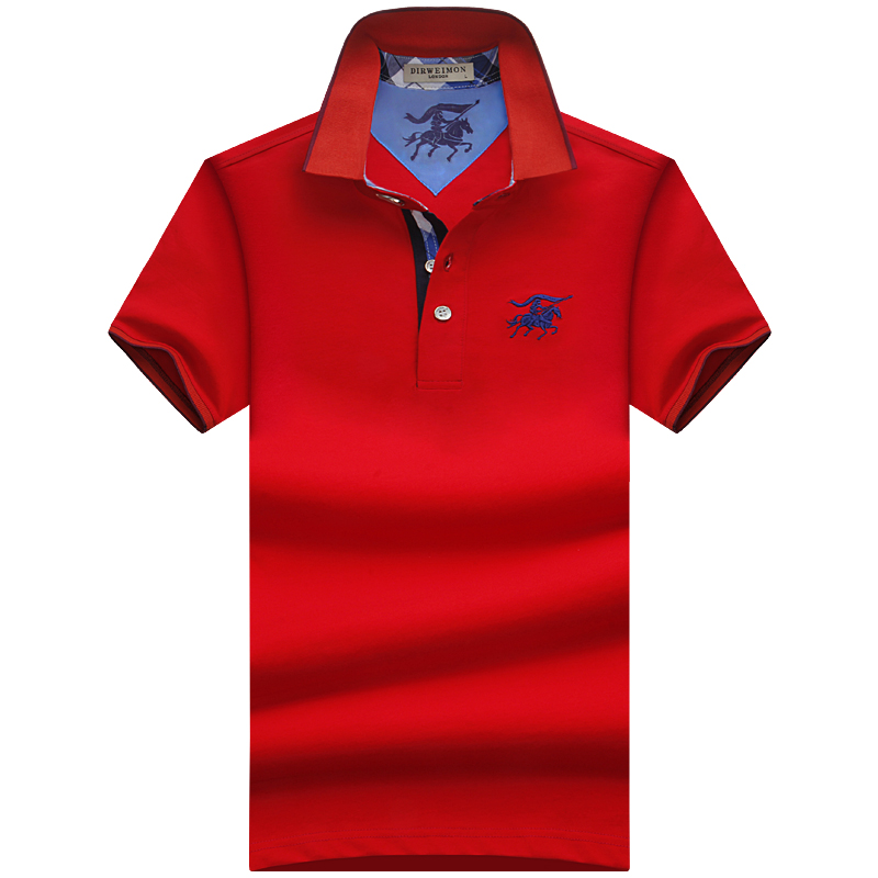 Plus Size S-10XL . 2018 NEW England style Men   Polo   Shirt Summer Short Sleeve   Polos   Shirt Mens Camisa   Polo   95% Baseball coat