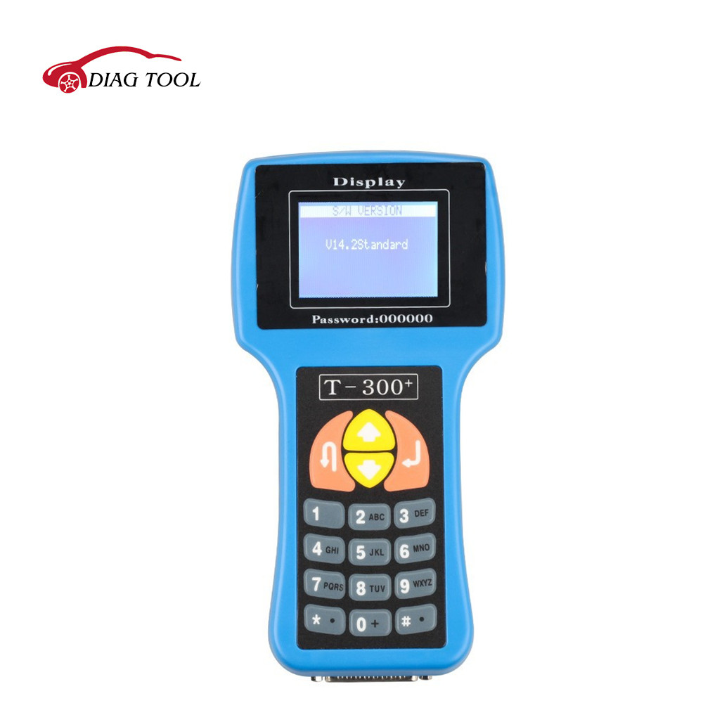 T300 Key Programmer 2015.02 English Version Main Unit for Sale T300 Main Unit by Fast Express Shipping