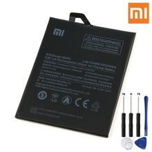Xiao Mi Original BM50 Battery For Xiaomi Mi Max 2 Max2 BM50 Genuine Replacement Phone Battery 5300mAh With Free Tools