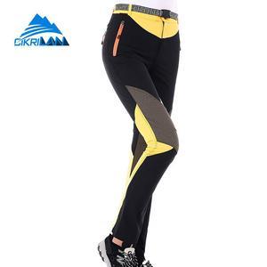 Image 5 - Pantalones deportivos para mujer, pantalón Anti uv, de secado rápido, para acampar, escalada y senderismo, transpirables, ligeros, para pesca y Trekking
