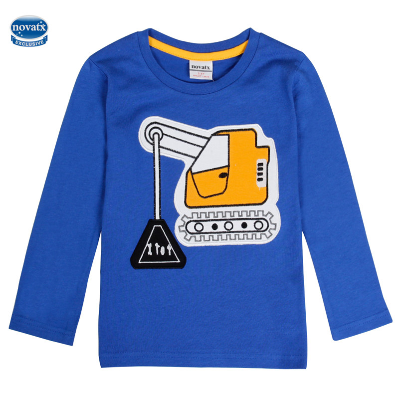 Novatx A6595 Blue Kids Novely Design Boys Clothes Lovely