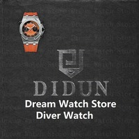 Diver Watch Mens Watches