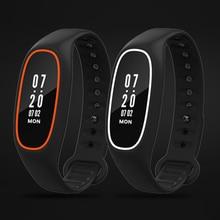 Фирменная Новинка DB01 Bluetooth 4.0 монитор сердечного ритма Браслет фитнес-трекер IP68 водонепроницаемые крови Давление тест смарт-браслет