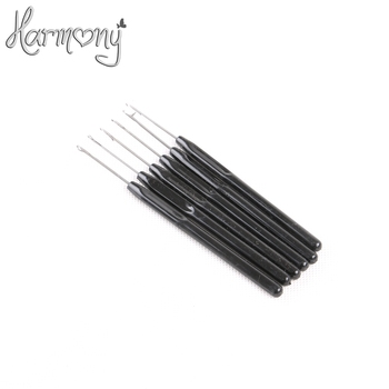 320pcs/lot Wholesale Plastic hook needle for micro hair extensions tools