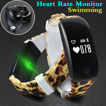 New Swimming Bluetooth Smart Watch Clock Android iOS Heart Rate Monitor Pedometer font b Smartwatch b