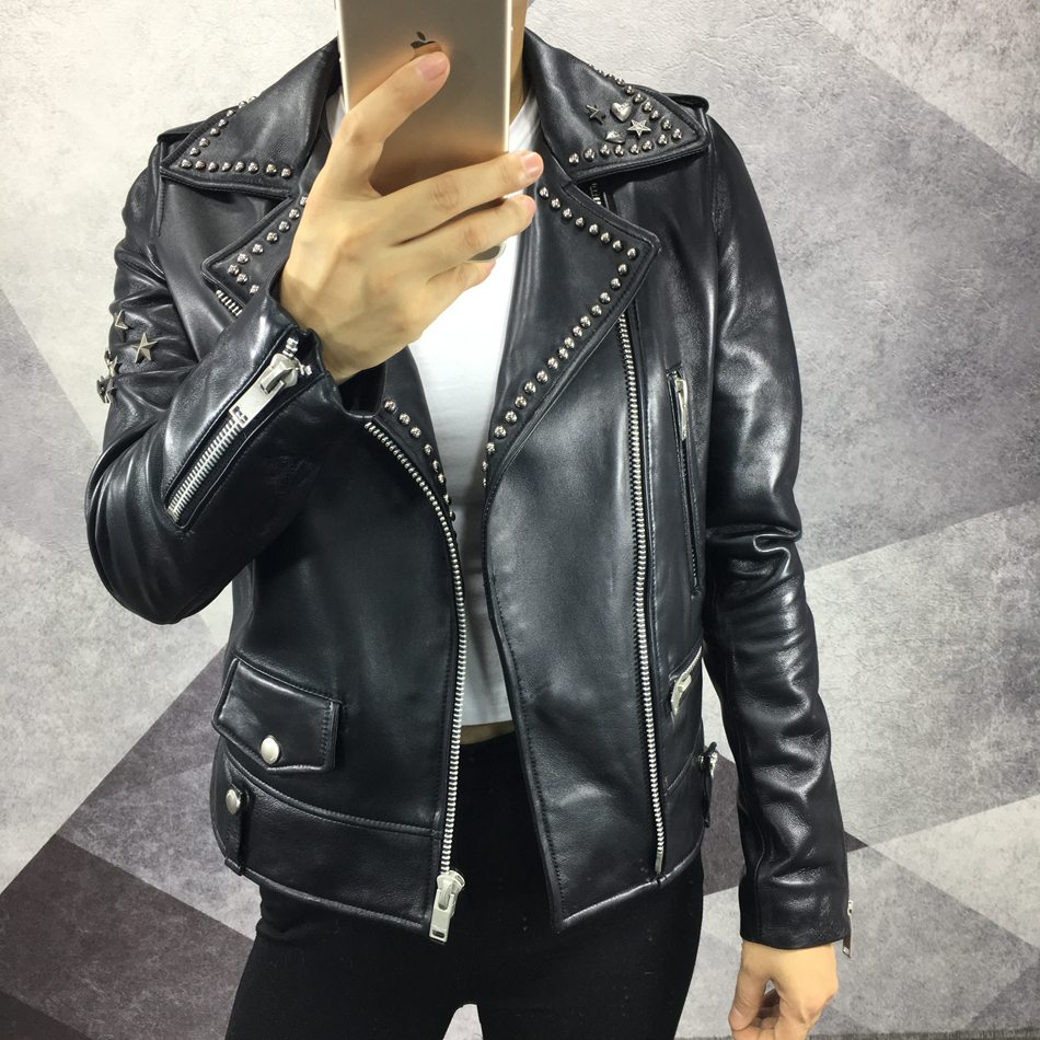 genuine leather jacket ladies (4)