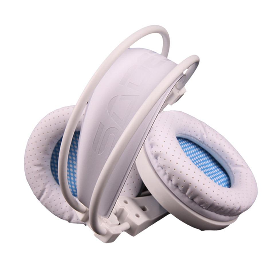 Sades a6 sa903 gaming headset gamer casque