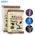 32 Pcs/4 Caixas Sumifun Massageador Corporal Produtos antiestresse pomada para dor nas articulações alívio da dor remendo médico medicina Chinesa C446