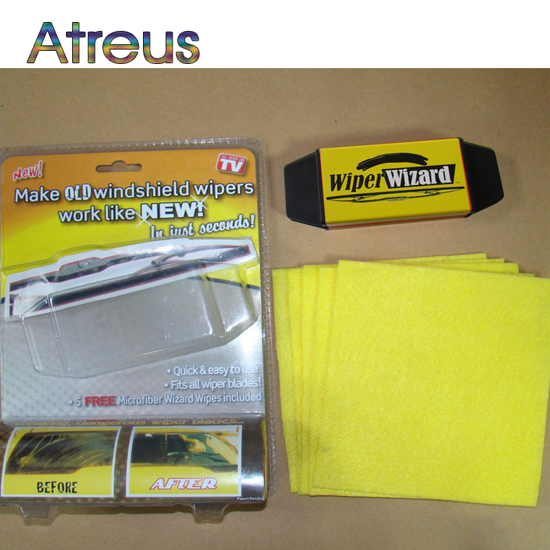 Atreus Car Automobile New Windshield Wiper Repair Tool For Peugeot 307 206 407 Citroen C4 C5 Honda Civic Accord CRV Lada Vesta