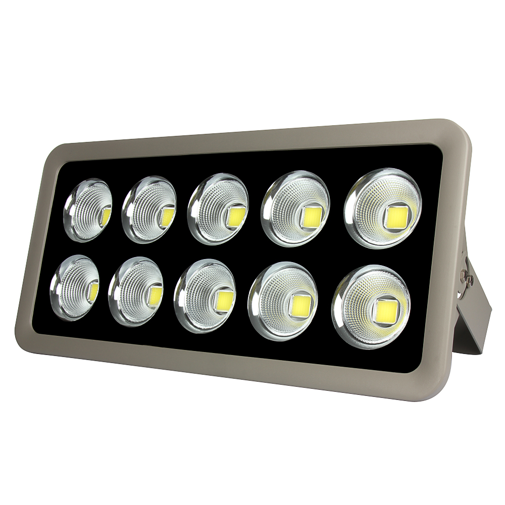 1pcs Led Flood Lights 200W 300W 400W 500W COB Outdoor Security Waterproof  IP65 Floodlights Refletor LED Wall Lamp AC85 265V#25 In Floodlights From  Lights ...