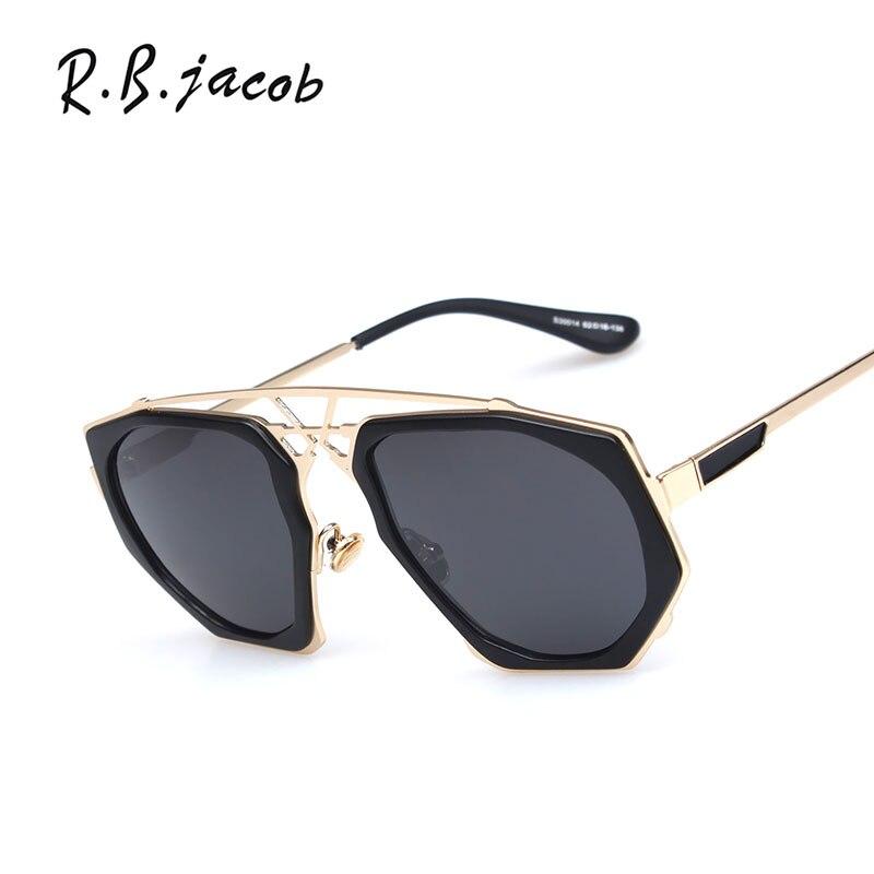 Oversized Fashion women Men Brand Designer Sunglasses 2017 New arrival Lady UV400 Sun Glasses Male Big Size Hip hop