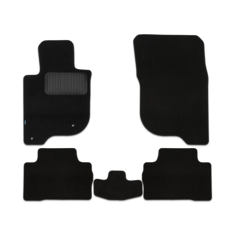 Carpet mats interior For SUZUKI Grand Vitara 3D, 2005-> 4 PCs (polyurethane) ветровики ст suzuki grand vitara 3d 1998 2005