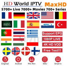 Popular Iptv Usa-Buy Cheap Iptv Usa lots from China Iptv Usa