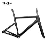 4c9e65cc2 Carbon Road Bike Frame RIM DISC Brake Carbon Frame Bicycle Road Race China  Frame Set 2. Ver Oferta. Delihea DIY quadro de bicicleta ...