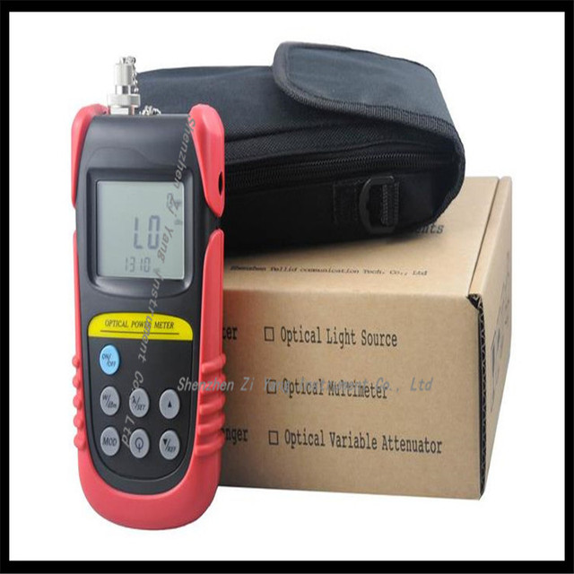 New original Fiber Optical Power Meter TLD6070 Cable Tester optical tester +6 ~ -70 dbm 0.01dBm